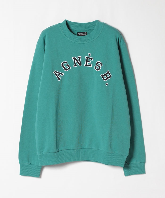 【Outlet】K256 SWEAT ロゴスウェット