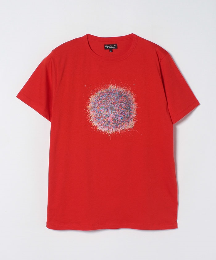 【Outlet】【WEB限定】SCS2 TS アーティストTシャツ