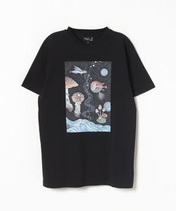 SCB0 TS アーティストTシャツ