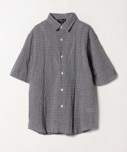CF42 CHEMISE ヴィシーチェックシャツ