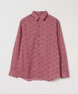 IBK4 CHEMISE フラワープリントシャツ