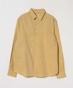 TW06 CHEMISE リネンミックスシャツ