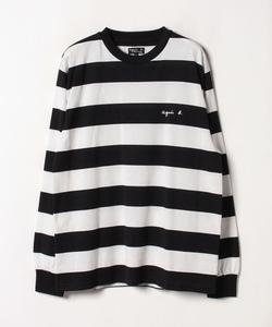 SCN6 TS ボーダーTシャツ