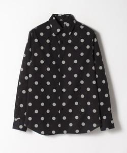 IBX0 CHEMISE ドットシャツ