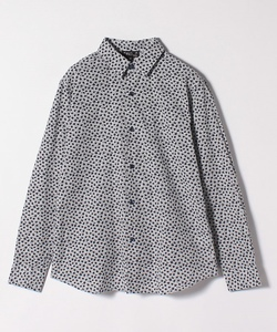 IBY5 CHEMISE フラワープリントシャツ