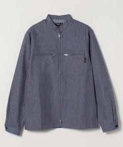 RIW4 CHEMISE ストライプシャツジャケット