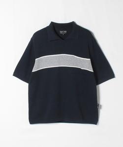 LX35 POLO ニットポロシャツ