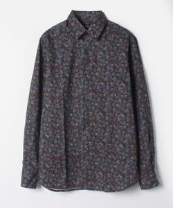 ICG3 CHEMISE フラワープリントシャツ