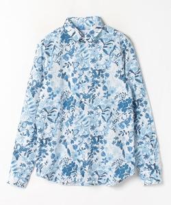 IBP3 CHEMISE フラワープリントシャツ