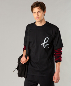SY69 TS b. ロゴTシャツ