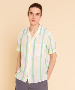 RIX6 CHEMISE ストライプシャツ