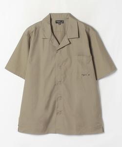 U892 CHEMISE オープンカラーシャツ