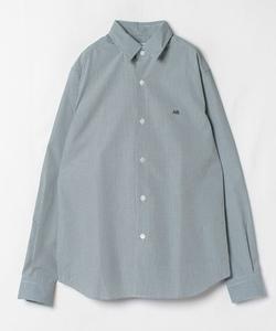 CAD5 CHEMISE ヴィシーチェックシャツ
