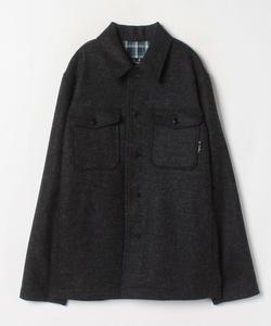 TK16 VESTE ウールシャツジャケット