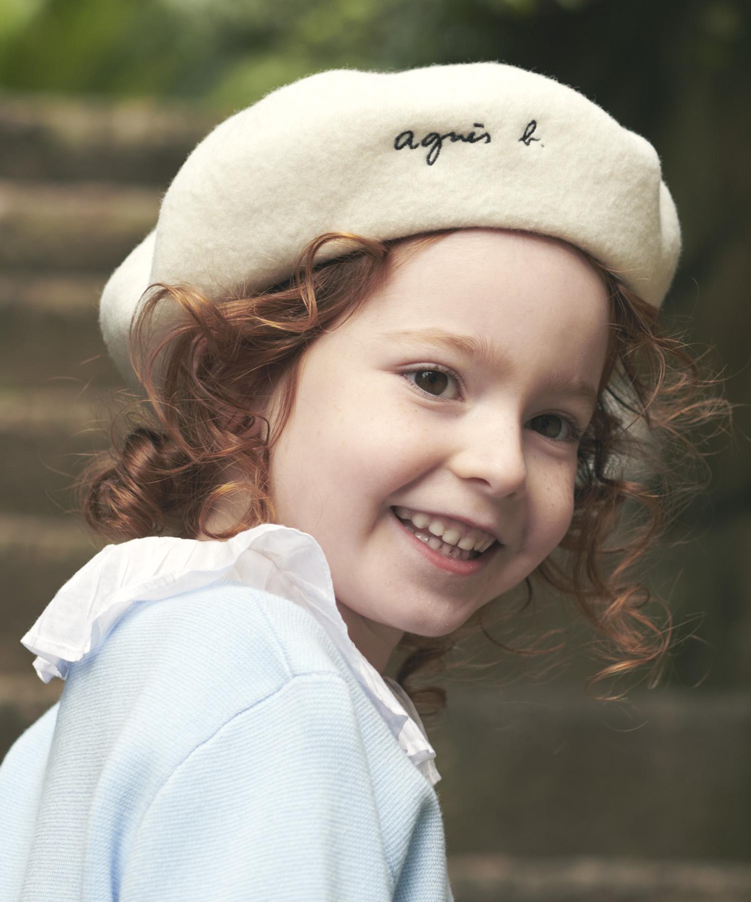K134 E BERET  帽子