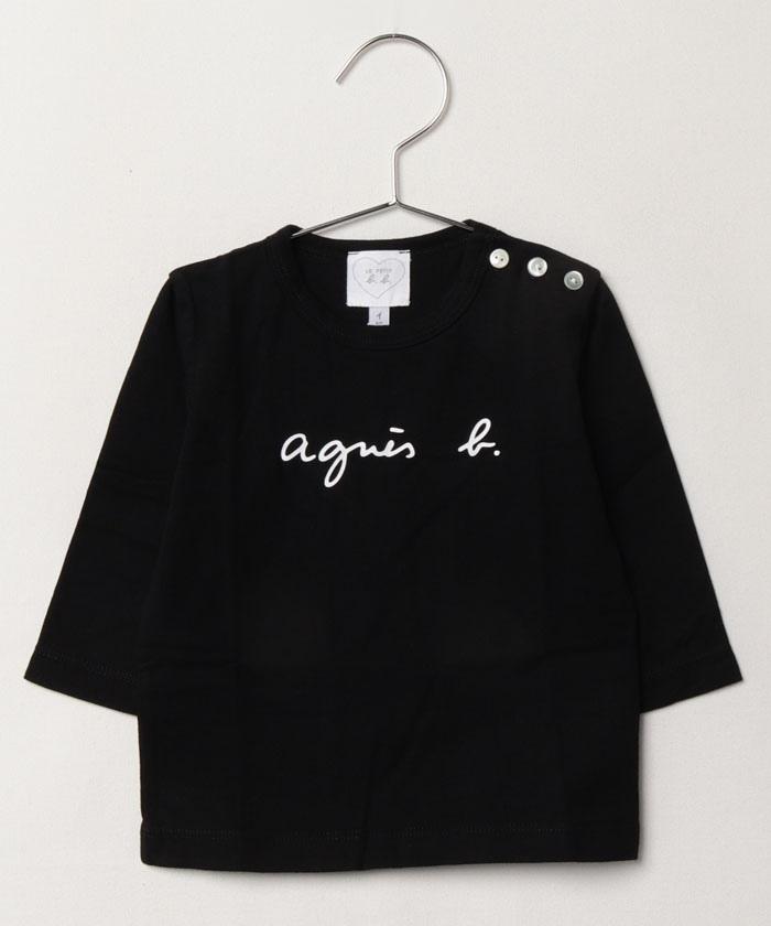 S137 L TS ベビー ロゴTシャツ