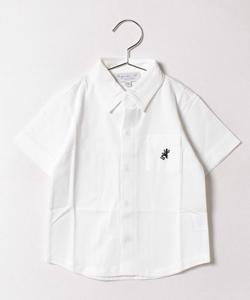 J000 E CHEMISE レザール刺繍シャツ