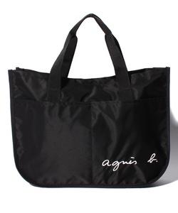GL11 E BAG ロゴ刺繍 レッスンバッグ