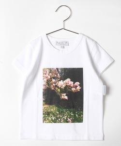 NQ78 E TS フォトプリントTシャツ