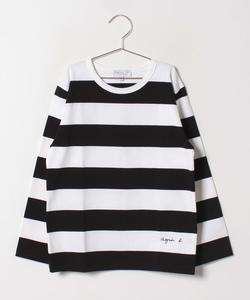 【WEB限定】SCE2 E TS ボーダーTシャツ