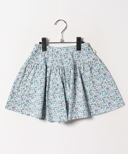 JEI9 E JUPE CULOTTE リバティプリントキュロット