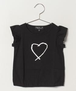 SAE0 E TS サラエボハートTシャツ
