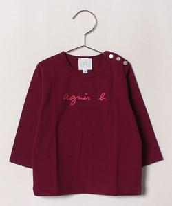 S137 L TS ロゴTシャツ