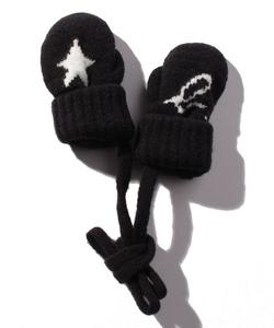 KF42 L MOUFLES ベビー b. エトワール手袋
