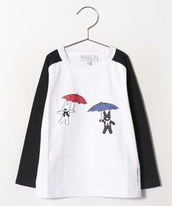 SBY1 E TS Gaspard et Lisa キッズ Tシャツ