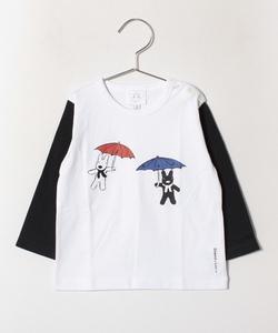 SBY1 L TS Gaspard et Lisa ベビーTシャツ