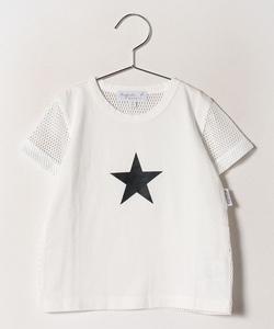 ST69 E TS キッズ エトワールメッシュTシャツ