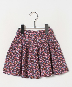 JDQ1 E JUPE CULOTTE リバティプリントキュロット