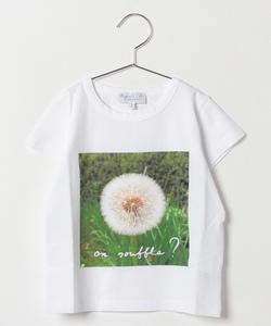 NS31 E TS キッズ フォトプリントTシャツ