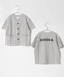 SCP9 E TS ベースボールTシャツ