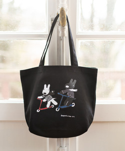 SCQ6 E BAG Gaspard et Lisa トートバッグ