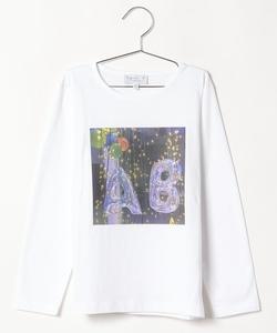 NS01 E TS キッズ フォトプリントTシャツ