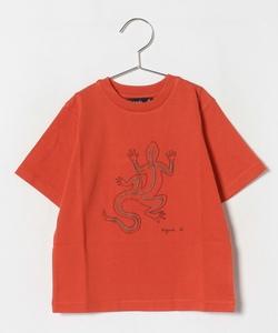 SCQ4 E TS キッズ レザールTシャツ