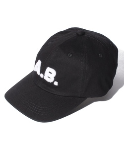 KG90 E CASQUETTE キッズ A.B.ロゴキャップ