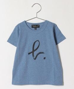 SY69 E TS キッズ b. ロゴTシャツ