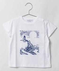 SY65 E TS キッズ Tシャツ