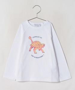 SCY8 E TS キッズ ダイナソーTシャツ
