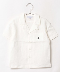 UAW6 E CHEMISE キッズ オープンカラーシャツ