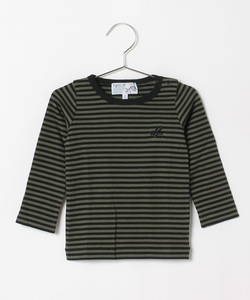 J190 L TS ベビー ボーダーTシャツ