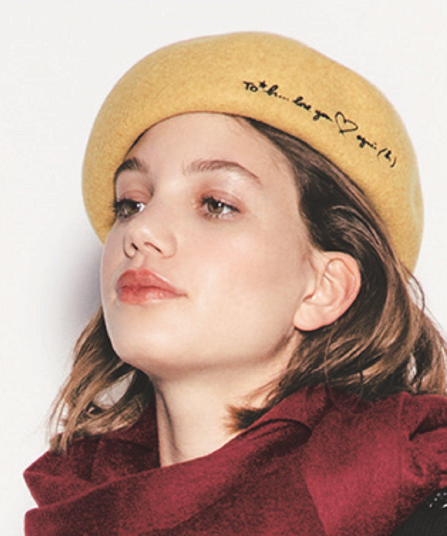 WM03 BERET 帽子