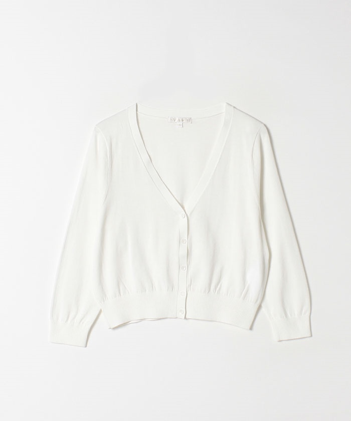 【Outlet】WP16 CARDIGAN コンパクトカーディガン