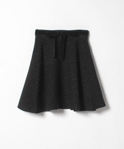 WM20 JUPE ラメツイードスカート