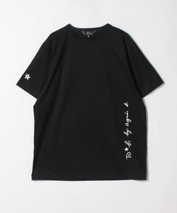WL84 TS ロゴビッグシルエットTシャツ