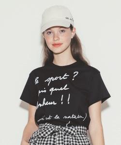 WM66 TS メッセージTシャツ