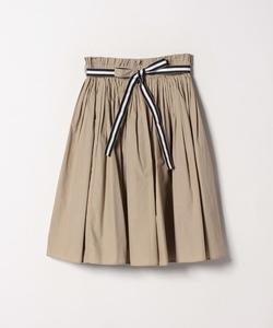 WE69 JUPE タックギャザースカート