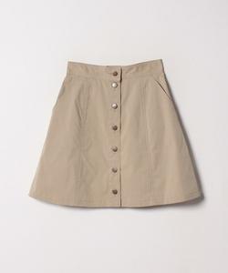 WF32 JUPE トレンチスカート